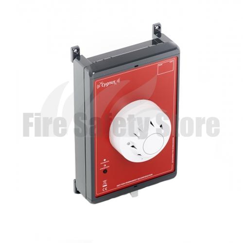 Site Fire Alarm for Construction Sites CYGNUS Heat Detector SounderCYG3L