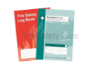 Fire Log Books and Accident Report Books