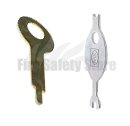 Emergency Lighting Test Keys