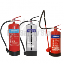 Factory Fire Extinguishers