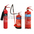 Garage Fire Extinguishers