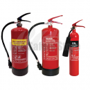 School Fire Extinguishers
