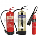 Warehouse Fire Extinguishers