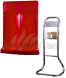 Fire Extinguisher Stands | Fire Safety Store