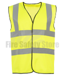 Hi Vis Fire Safety Clothing