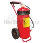 FireGuard 50Kg ABC Powder Wheeled Fire Extinguisher