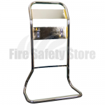Double Polished Gold Tubular Stand