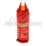 Gloria 2 Litre S2LW Foam Fire Extinguisher