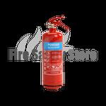 PowerX 2Kg ABC Dry Powder Fire Extinguisher
