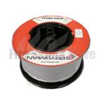 White 100m 2 Core 1.5mm Standard Prysmian FP200 Gold Fire Alarm Cable