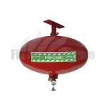 FireGuard 6Kg Automatic Clean Agent Fire Extinguisher