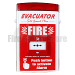 Evacuator Site Guard Plus Call Point Operated Alarm