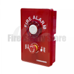 CommandAlert Push Button Alarm Wireless