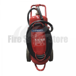 Titan 25Kg ABC Dry Powder Wheeled Fire Extinguisher