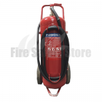 Titan 50Kg ABC Dry Powder Wheeled Fire Extinguisher