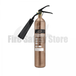 Contempo Antique Copper 2Kg Co2 Fire Extinguisher