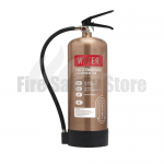 Contempo Antique Copper 6Ltr Water Fire Extinguisher