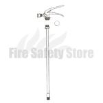 FireGuard 2Ltr AFFF Foam Replacement Fire Extinguisher Valve Assembly