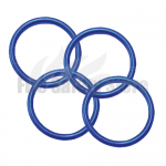 Blue Hose O'Ring (Pack of 125)
