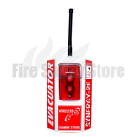Evacuator Synergy Wireless Sounder Strobe Fire Alarm