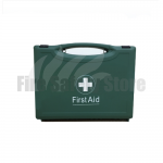 PCV First Aid Kit In Green Box (Blue Dot)