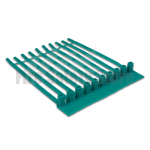 8mm Green Fire Door Seal