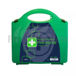Small Home & Workplace (S2) First Aid Kit Compliant To BS8599-1 In Eclipse Case (Blue Dot)