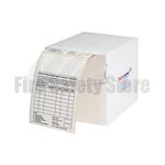 Paper Extinguisher Service Labels