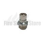 FireGuard 2Kg ABC Dry Powder Fire Extinguisher Replacement Metal Nozzle