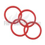 Red Hose O'Ring