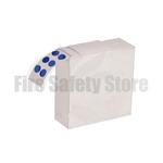 Blue Fire Extinguisher Gauge Dots x 1000