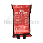 Soft Case 1.8m x 1.8m Fire Blanket