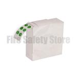 Green Fire Extinguisher Gauge Dots x 1000