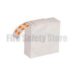 Orange Fire Extinguisher Gauge Dots x 1000