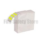 Yellow Fire Extinguisher Gauge Dots x 1000