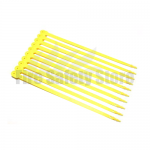 8mm Yellow Fire Door Seal