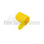 FireChief Yellow Tamper Indicator (Pack of 250)