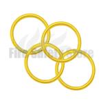 Yellow Hose O'Ring