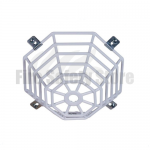 Smoke & Heat Detector Cage - STI 9604 Web Stopper® (Flush Mount)