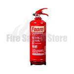Commander Edge 2ltr AFFF Foam FS2E Fire Extinguisher