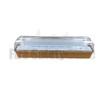 110V LED Emergency Maintained Bulkhead