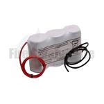 3.6V Emergency Lighting Battery Pack (side by side)