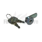 Fike Twinflex Pro Fire Alarm Panel Enable Lock Assembly Including Key