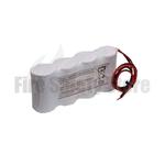 4.8V Emergency Lighting Battery Pack (side by side)