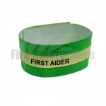 Photoluminescent First Aider Armband