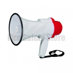 10 Watt Compact Megaphone with Folding Hand Grip