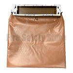 FireGuard Anti-Arson Fire Protective Mail Bag - Brown