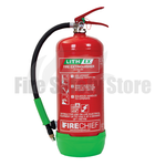 FireChief Lithium Battery 6 Litre Fire Extinguisher