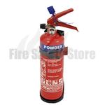 FirePower 1Kg Dry Powder Fire Extinguisher