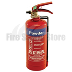 FirePower 2Kg Dry Powder Fire Extinguisher